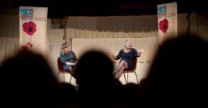 Huddersfield Literature Festival, Huddersfield Events