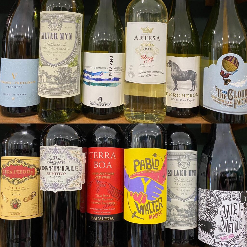Hoults Wine Merchants Huddersfield