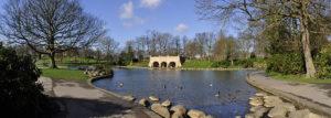 Greenhead Park, Huddersfield, England - Spring 2014