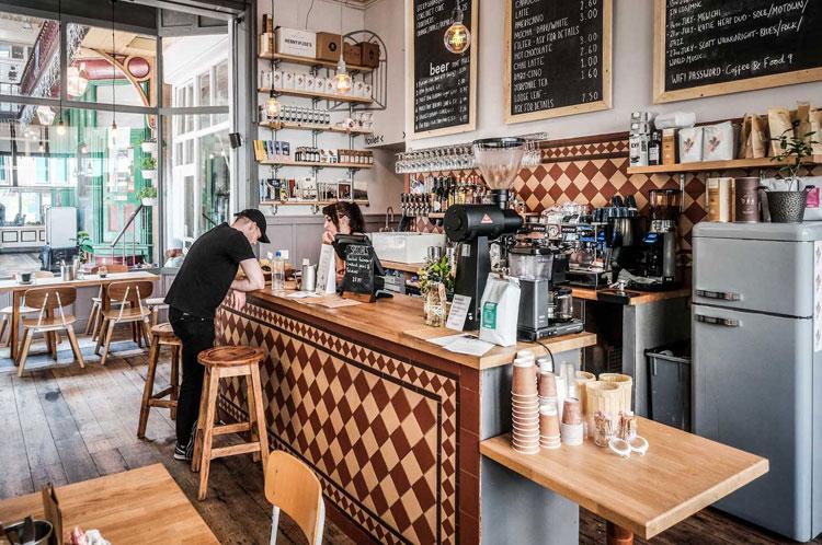 Byram Arcade, Arcade Coffee and Food, Huddersfield