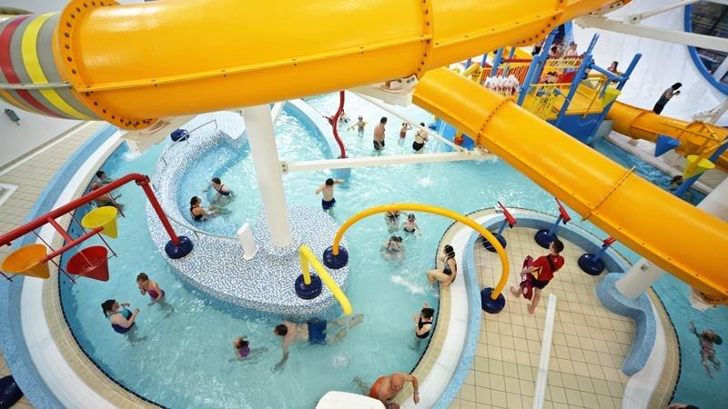Huddersfield Leisure Centre Kirklees Swimming Pool