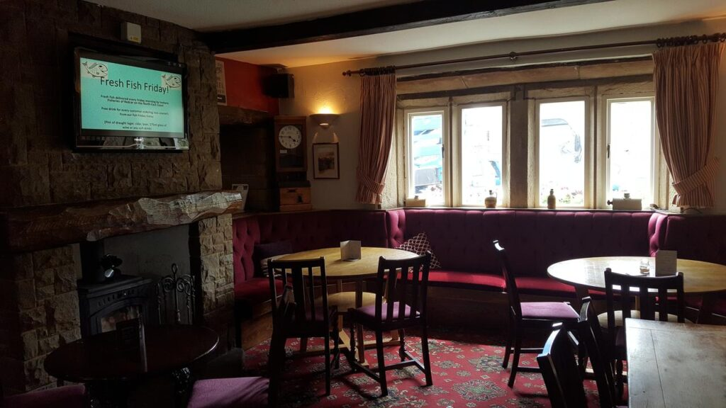 The Rose and Crown Pub Hotel Huddersfield