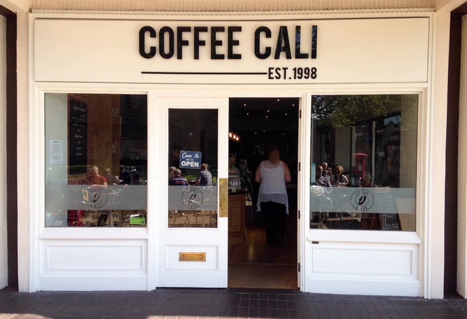 Coffee Cali Cafe, Huddersfield