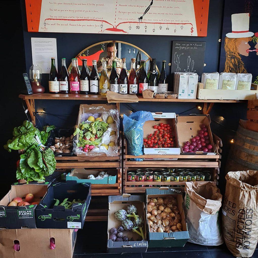 KWAS Wine Shop and Bar, Huddersfield