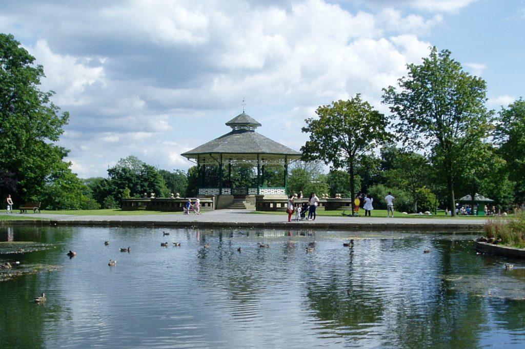 Greenhead Park - Huddersfield