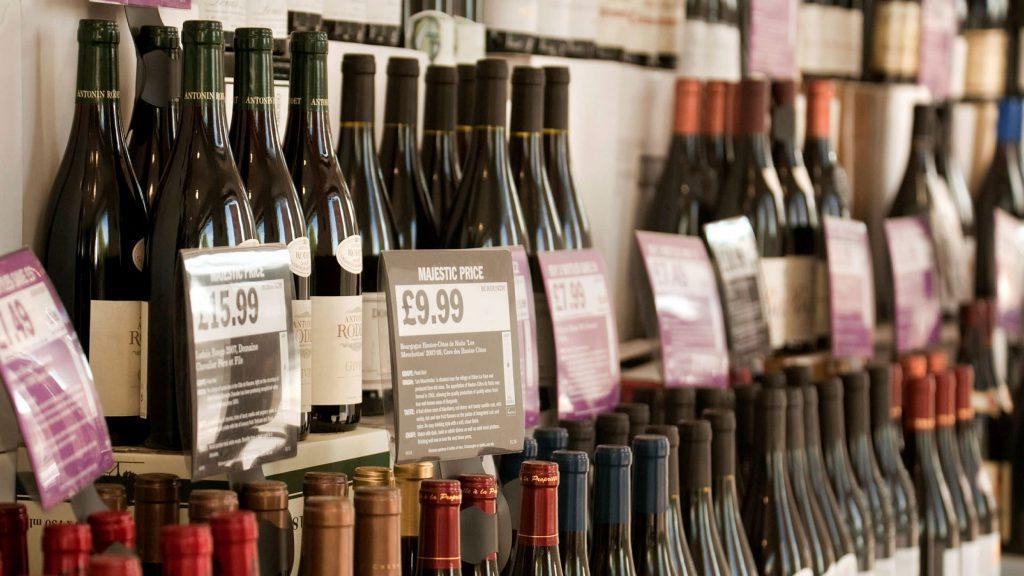Majestic Wine Huddersfield