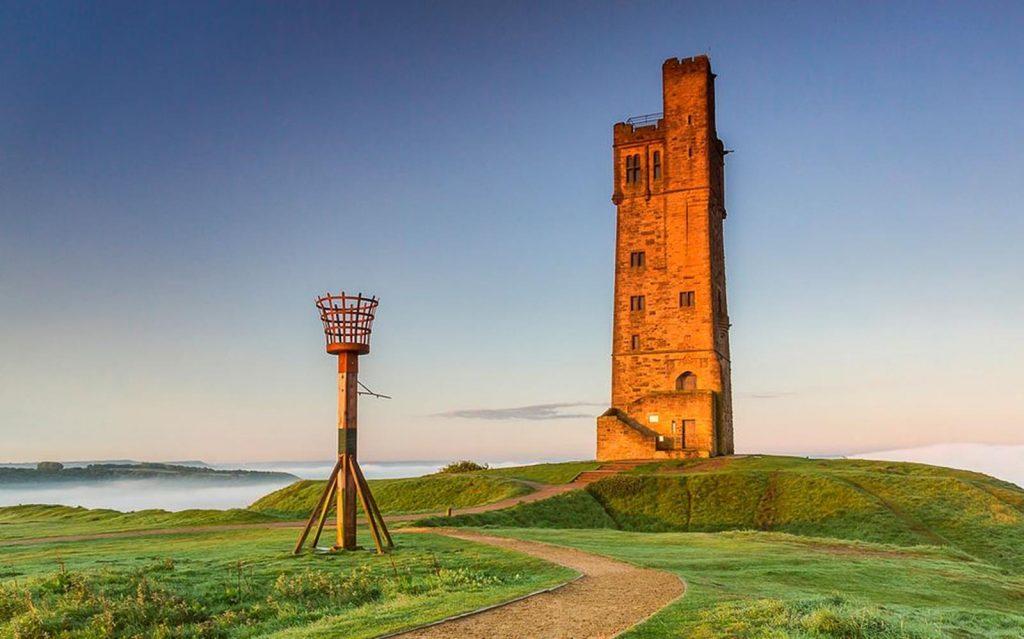 Castle Hill - Victoria Tower - Huddersfield