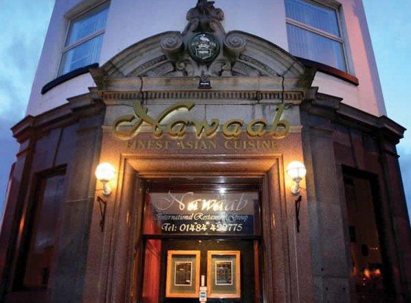 Nawaab Restaurant, Indian Cuisine, Huddersfield