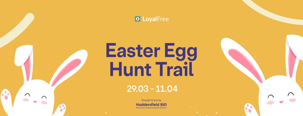 Hello Huddersfield Easter Trail