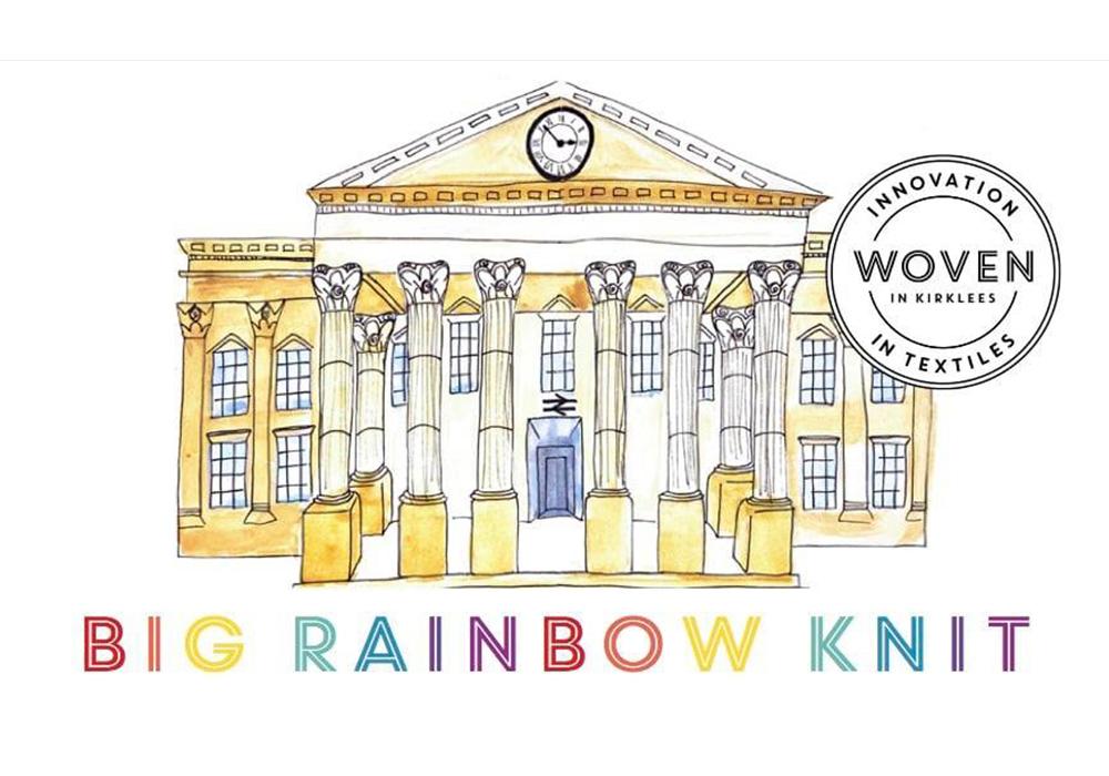 The Big Rainbow Knit