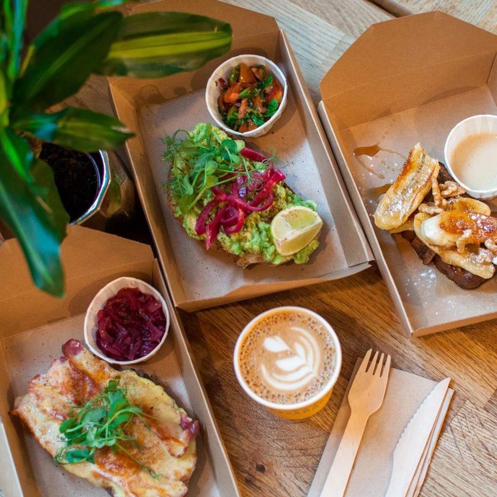 Arcade Coffee and Food Huddersfield