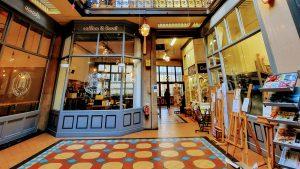 Byram Arcade in Huddersfield