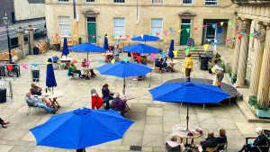 Live Again! - Huddersfield's diverse and thriving arts scene
