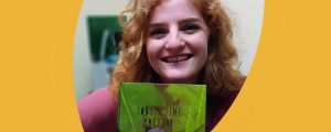 An interview with Huddersfield author Megan Woodward